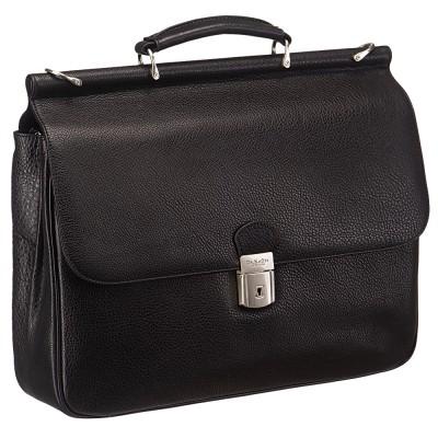 Портфель со съемным плечевым ремнем Dr.koffer P402295-02-04