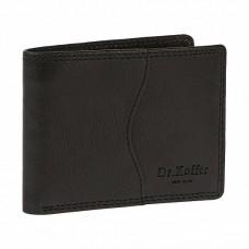 Зажим для денег черный Dr.Koffer X510331-245-04