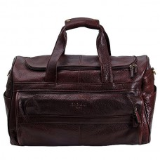 Дорожная  сумка на съемном плечевом ремне Dr.koffer B246370-02-09