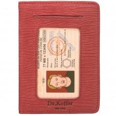Dr.Koffer X268010-164-03 обложка для автодокументов