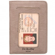 Dr.Koffer X268010-164-80 обложка для автодокументов