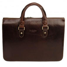Портфель со съемным плечевым ремнем Dr.koffer B500050-02-09