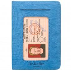 Dr.Koffer X268010-165-70 обложка для автодокументов