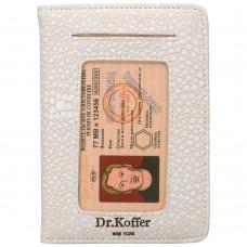 Dr.Koffer X268010-167-61 обложка для автодокументов