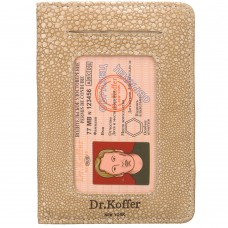 Dr.Koffer X268010-167-79 обложка для автодокументов