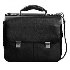 Портфель со съемным плечевым ремнем Dr.koffer P402188-01-04