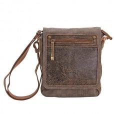 Молодежная сумка на плечевом ремне Dr.koffer J701018-95-80