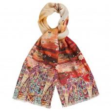 Женский шарф с расцветкой Dr.Koffer S810493-04-74