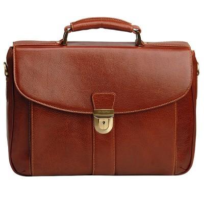 Портфель со съемным плечевым ремнем Dr.koffer B500040-02-05
