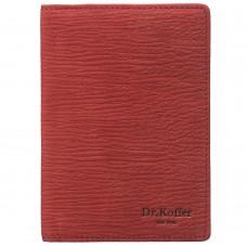 Dr.Koffer X510130-164-03 обложка для паспорта