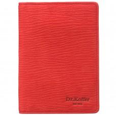 Dr.Koffer X510130-164-12 обложка для паспорта