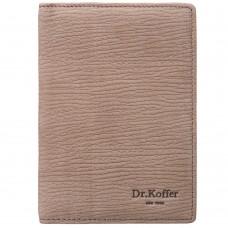 Dr.Koffer X510130-164-80 обложка для паспорта
