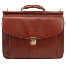 Портфель со съемным плечевым ремнем Dr.koffer B500060-02-05