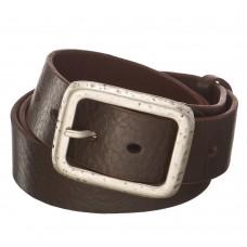 Коричневый кожаный ремень Dr.Koffer R062V04120-00-09