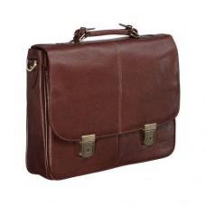 Портфель со съемным плечевым ремнем Dr.koffer B393160-02-05