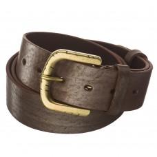Коричневый кожаный ремень Dr.Koffer R061V08120-00-09