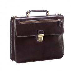 Портфель со съемным плечевым ремнем Dr.koffer P402417-59-09