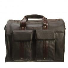 Дорожная  сумка со съемным плечевым ремнем Dr.koffer P402215-82-09