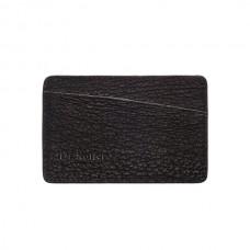 Кредитница черного цвета Dr.Koffer X510236-46-04