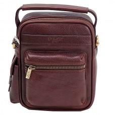 Мужская сумка на съемном плечевом ремне Dr.koffer M402276-02-09