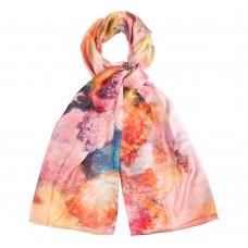 Шелковый женский шарф Dr.Koffer S14-58