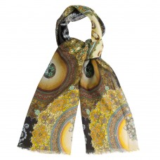 Женский шарф со стразами Dr.Koffer S810490-04-78
