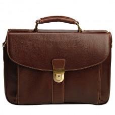 Портфель со съемным плечевым ремнем Dr.koffer B500040-02-09