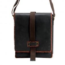 Молодежная сумка на плечевом ремне Dr.koffer J701020-15-04