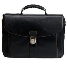 Портфель со съемным плечевым ремнем Dr.koffer B500040-02-04