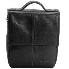 Мужская сумка со съемным плечевым ремнем Dr.koffer M402258-02-04