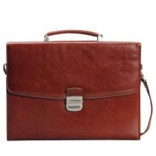 Портфель со съемным плечевым ремнем Dr.koffer P402115-63-09
