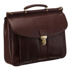 Портфель со съемным плечевым ремнем Dr.koffer B500060-02-09