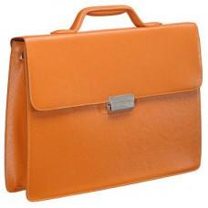Dr.Koffer 21616 (оранжевый) портфель