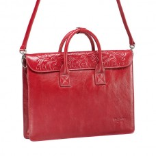 Деловая сумка со съемным плечевым ремнем Dr.koffer B402138A-117-03