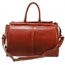 Дорожная  сумка на съемном плечевом ремне Dr.koffer B229621-02-05